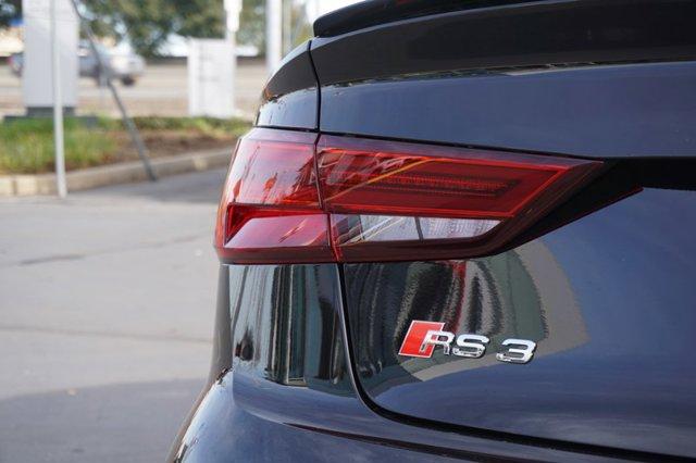 New 2020 Audi RS 3 2.5 TFSI