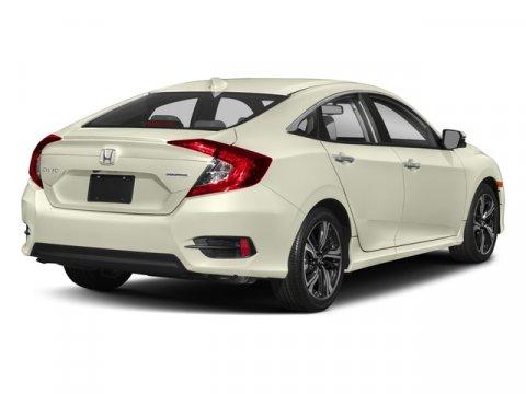 New 2018 Honda Civic Sedan Touring CVT