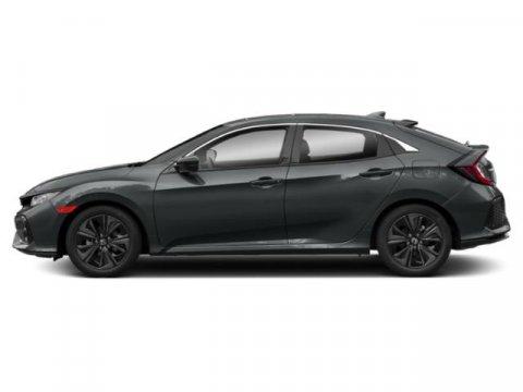 New 2019 Honda Civic Hatchback EX CVT