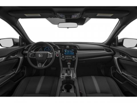 New 2019 Honda Civic Coupe EX CVT