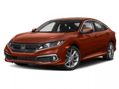 New 2019 Honda Civic Sedan EX-L CVT