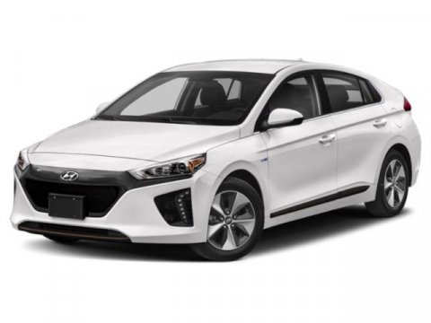 New 2019 Hyundai Ioniq Electric Limited Hatchback