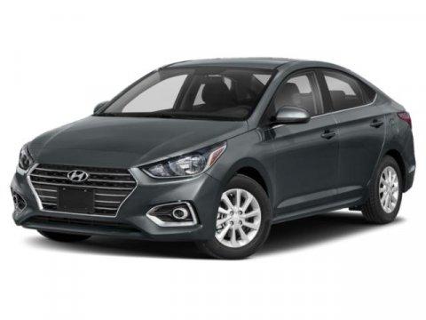 New 2020 Hyundai Accent SEL Sedan IVT