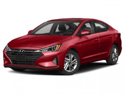 New 2020 Hyundai Elantra Limited IVT SULEV