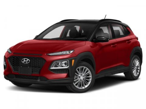 New 2020 Hyundai Kona Limited DCT FWD