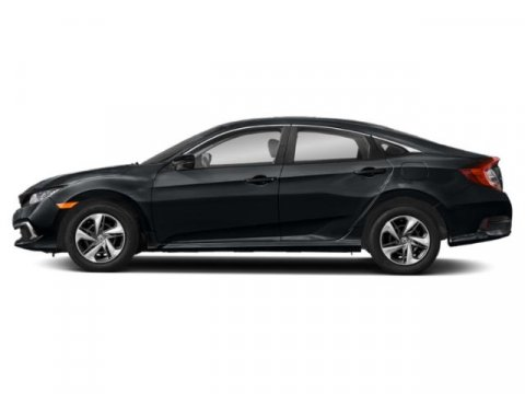 New 2019 Honda Civic Sedan LX CVT