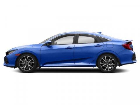 New 2019 Honda Civic Si Sedan Manual
