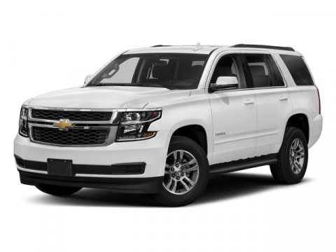 New 2018 Chevrolet Tahoe 2WD 4dr LT