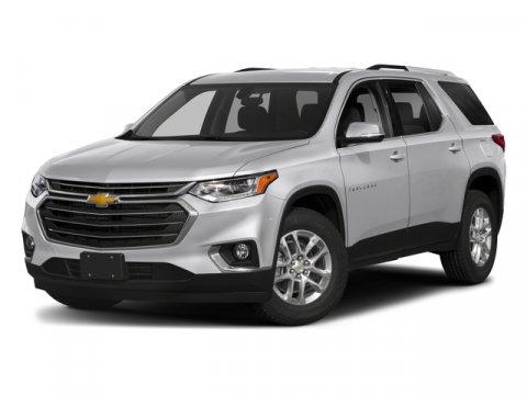New 2018 Chevrolet Traverse AWD 4dr Premier w-1LZ