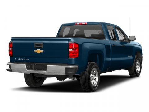 New 2018 Chevrolet Silverado 1500 2WD Double Cab 143.5 LS