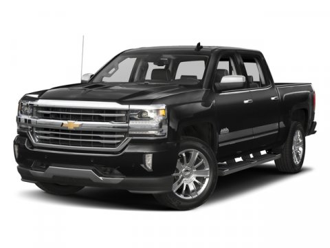 New 2018 Chevrolet Silverado 1500 2WD Crew Cab 143.5 High Country