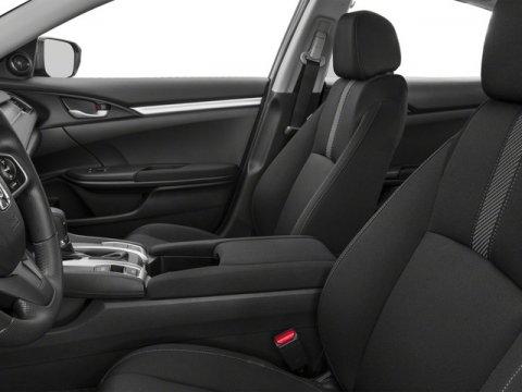 New 2018 Honda Civic Sedan LX Manual