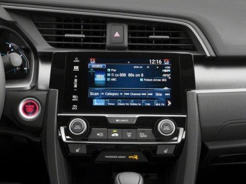New 2018 Honda Civic Sedan EX-T Manual