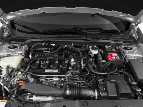 New 2018 Honda Civic Sedan EX-L CVT