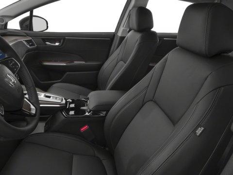 New 2018 Honda Clarity Plug-In Hybrid Touring Sedan