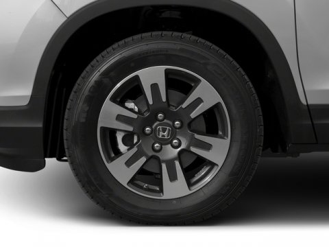 New 2018 Honda Ridgeline RTL-T AWD