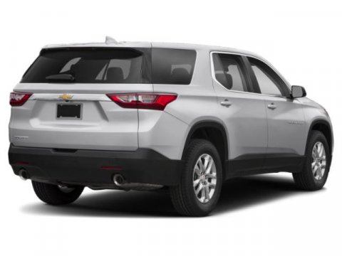 New 2019 Chevrolet Traverse FWD 4dr LT Cloth w-1LT