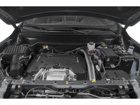 New 2019 GMC Terrain FWD 4dr SLE