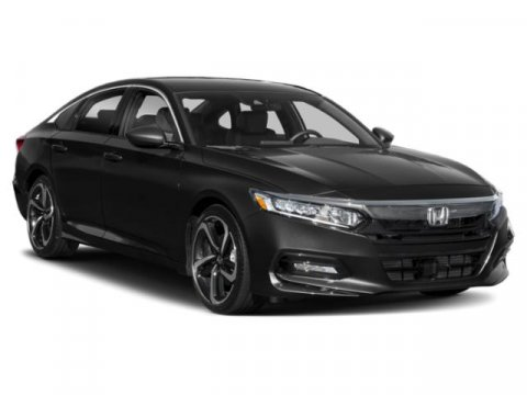 New 2019 Honda Accord Sedan Sport 1.5T CVT