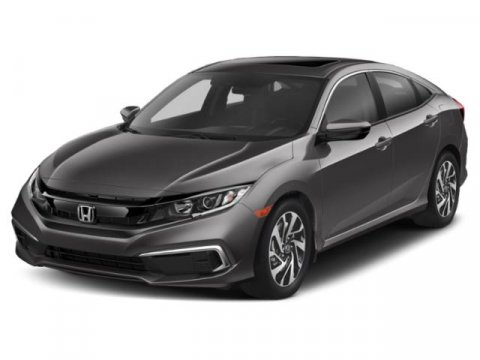 New 2019 Honda Civic Sedan Sport Manual