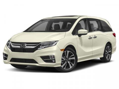 New 2019 Honda Odyssey EX-L w-Navi-RES Auto