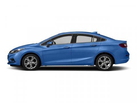 New 2018 Chevrolet Cruze 4dr Sdn 1.4L Premier w-1SF