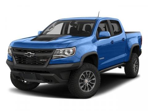 New 2018 Chevrolet Colorado 4WD Crew Cab 128.3 ZR2
