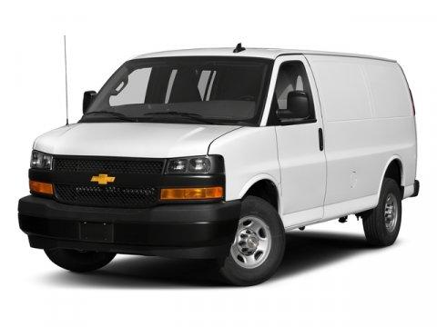 New 2018 Chevrolet Express Cargo Van RWD 2500 135