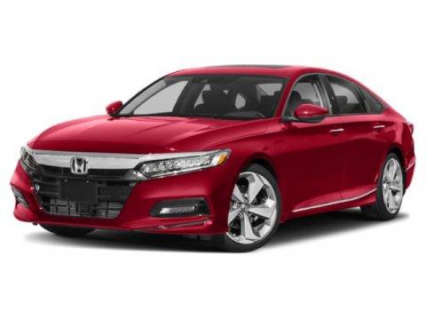 New 2018 Honda Accord Sedan Touring 1.5T CVT