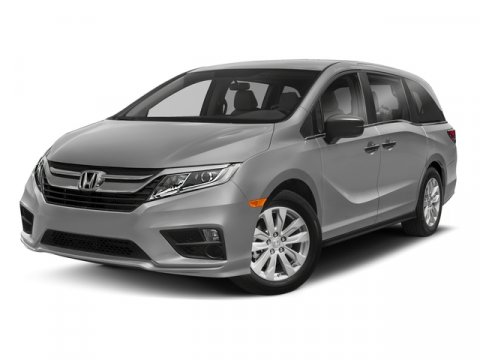 New 2018 Honda Odyssey LX Auto