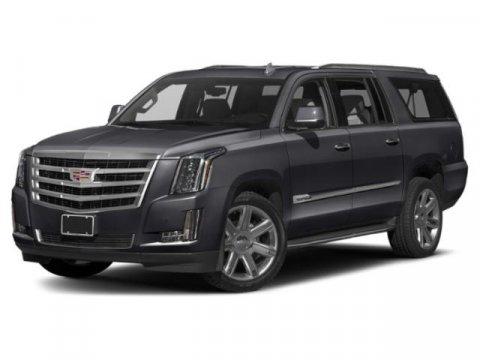 New 2019 Cadillac Escalade ESV 4WD 4dr Premium Luxury