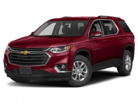 New 2019 Chevrolet Traverse FWD 4dr LT Cloth w-1LT