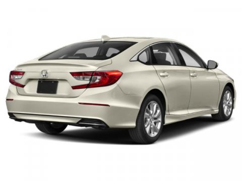 New 2019 Honda Accord Sedan LX 1.5T CVT