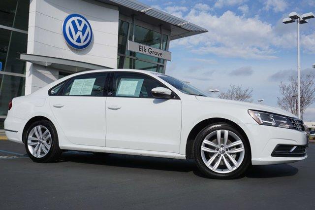 Used 2019 Volkswagen Passat 2.0T Wolfsburg Edition Auto