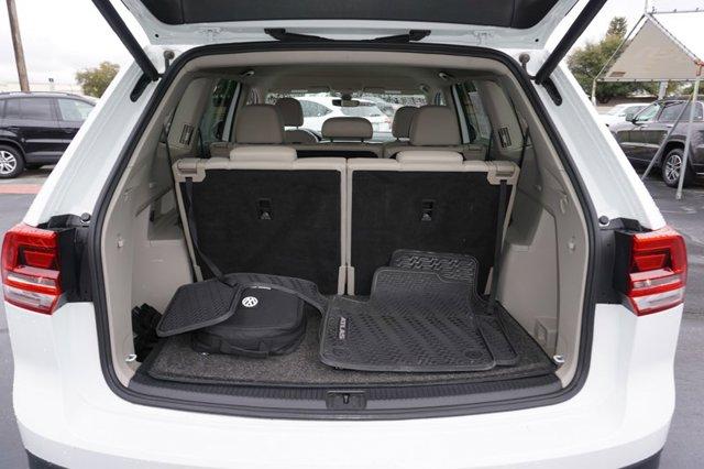 Used 2018 Volkswagen Atlas 3.6L V6 SE FWD