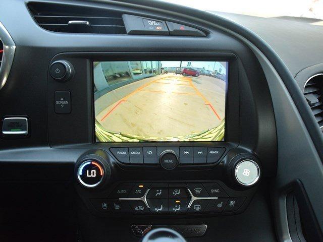 New 2016 Chevrolet Corvette 2dr Stingray Z51 Cpe w-3LT