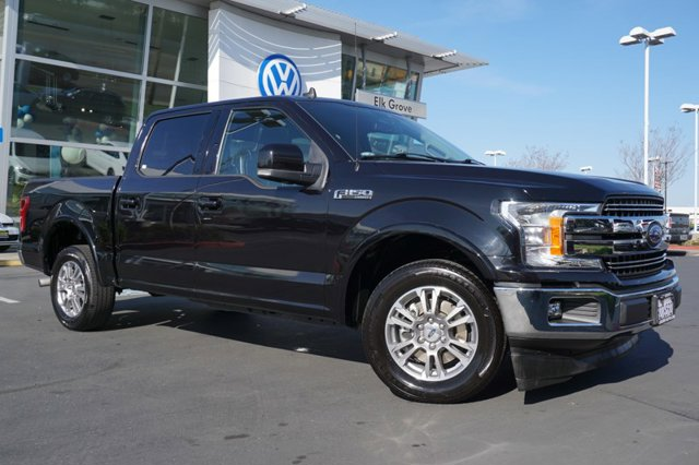 Used 2019 Ford F-150 LARIAT 2WD SuperCrew 5.5' Box