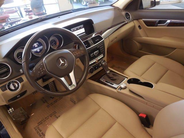 2014 Mercedes-Benz C250 Sport Sedan