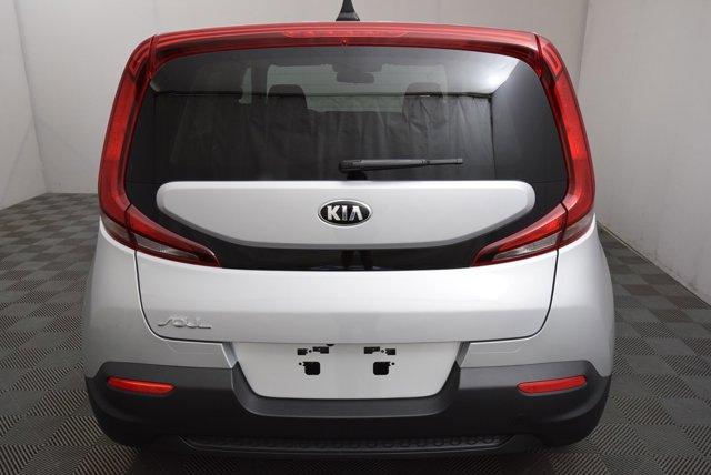New 2020 Kia Soul LX IVT