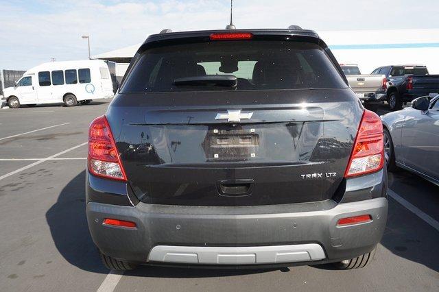 Used 2016 Chevrolet Trax FWD 4dr LTZ