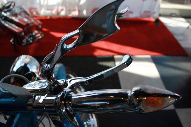 2007 Harley Custom SoftTail Motorcycle