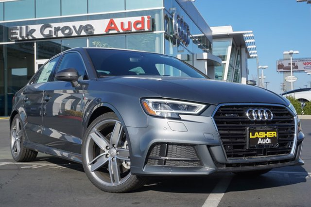 New 2019 Audi A3 Sedan Premium Plus 45 TFSI quattro