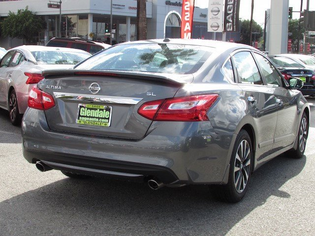 Used 2016 Nissan Altima 4dr Sdn I4 2.5 SL