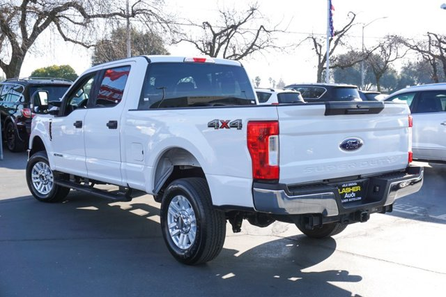 Used 2019 Ford Super Duty F-250 SRW XLT 4WD Crew Cab 6.75' Box