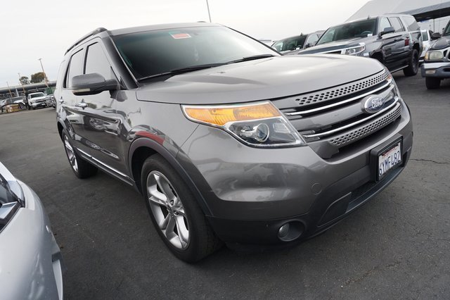 Used 2011 Ford Explorer FWD 4dr Limited
