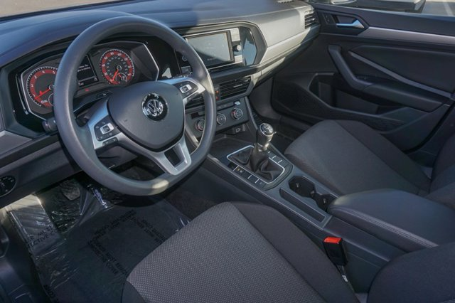 Used 2019 Volkswagen Jetta S Manual w-SULEV