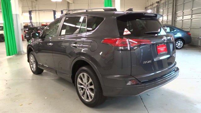 New 2017 Toyota RAV4 Platinum AWD