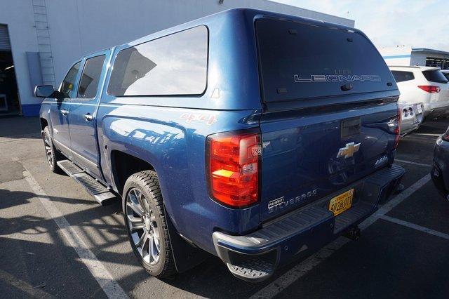Used 2015 Chevrolet Silverado 1500 4WD Crew Cab 143.5 High Country