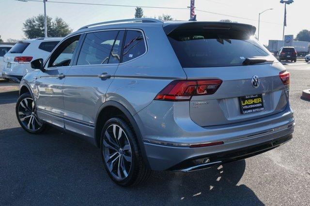 New 2020 Volkswagen Tiguan 2.0T SEL Premium R-Line 4MOTION