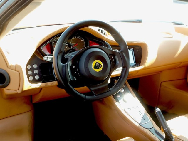 Used 2014 Lotus Evora 2dr Coupe S 2+2
